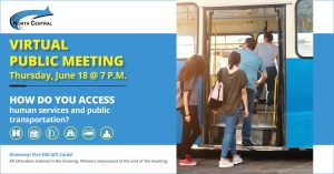 Help Plan the Future of Transit - Join our Virtual Public Meeting @ Virtual Public Meeting